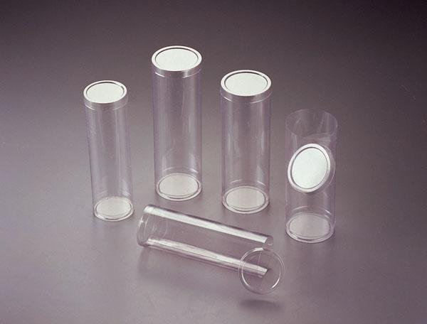 Hộp nhựa hình trụ tròn