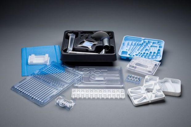Khay nhựa đựng đồ cơ khí và điện tử Material Handing Tray