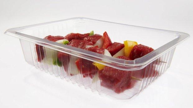 khay nhựa đựng thực phẩm PP