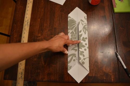 Cách làm hộp quà bằng giấy 12