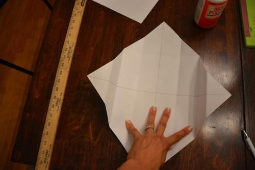 Cách làm hộp quà bằng giấy 13