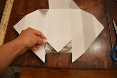 Cách làm hộp quà bằng giấy (19)