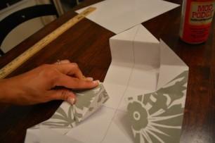 Cách làm hộp quà bằng giấy (23)