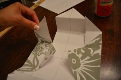 Cách làm hộp quà bằng giấy (25)