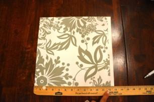 Cách làm hộp quà bằng giấy 3