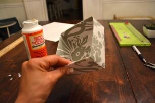 Cách làm hộp quà bằng giấy (34)