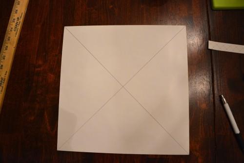 Cách làm hộp quà bằng giấy 6