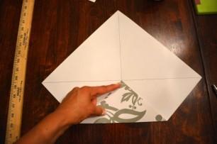 Cách làm hộp quà bằng giấy 8