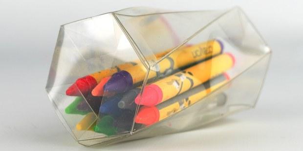 Hộp nhựa lục giác