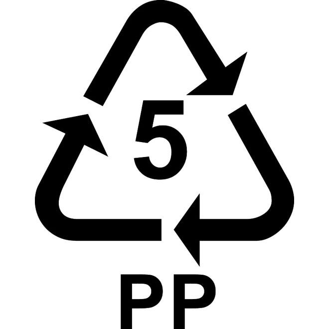 Ký hiệu nhựa PP