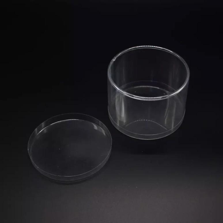Hộp nhựa tròn