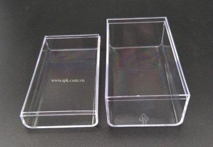 Hộp nhựa PS 45x54x104 mm