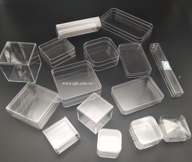 Hộp nhựa PS